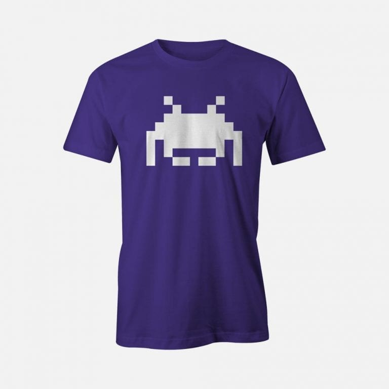 Purple PopCon Gaming Icon Shirt