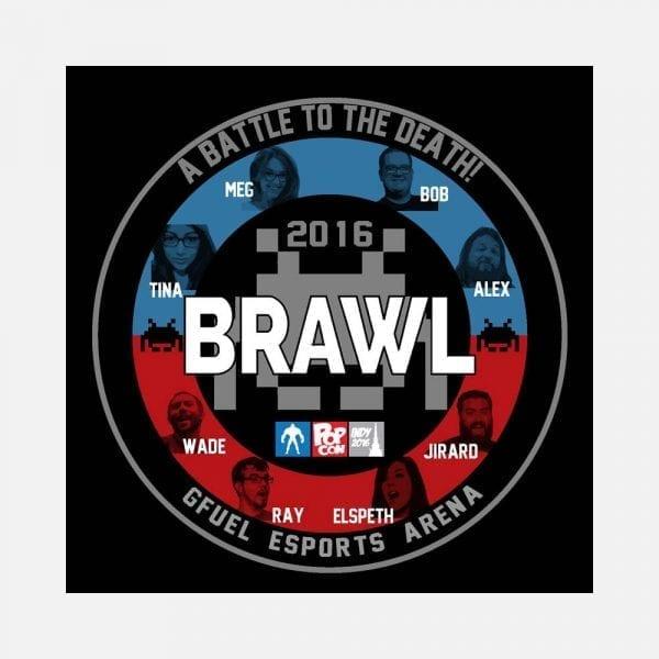 2016 Esports Brawl Tee (Close Up)
