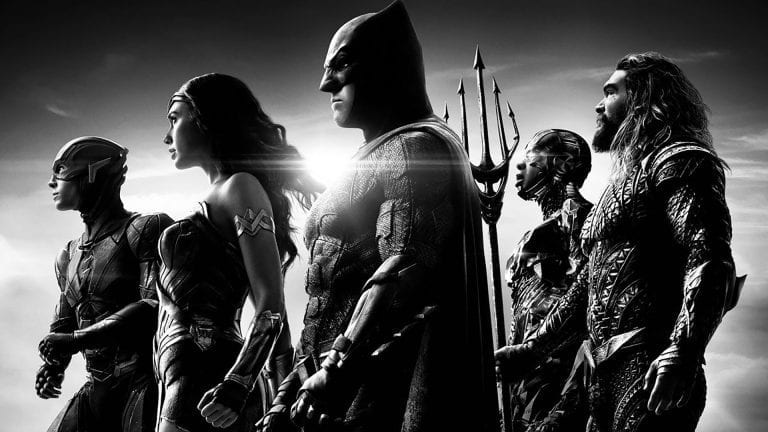 "Justice League: ""The Snyder Cut"" Trailer Drops"
