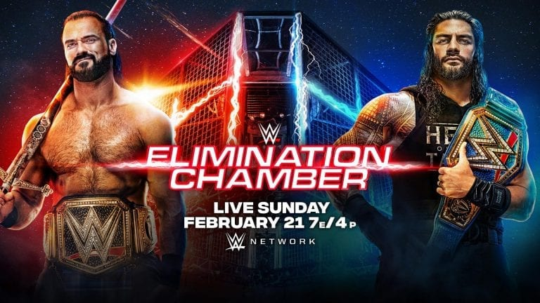 Your Guide To WWE Elimination Chamber